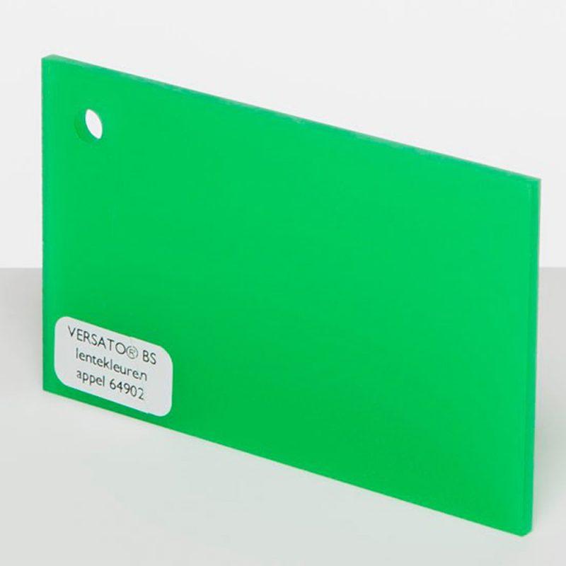 plexiglas groen